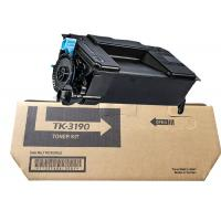 High Capacity 25K Black Kyocera Toner Cartridges TK-3190 / 1T02T60NL0