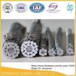 Os condutores desencapados de alumínio aéreos do condutor do coelho mm2 de ACSR-AW/ACAR/AAAC/AAC ACSR 240/40 cabografam