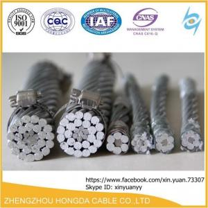 China Hot sale Overhead Aluminum Conductor Steel Reinforced Bare ACSR Dog 100mm2 Conductor on sale