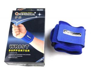 China Custom Full Palm Protection Neoprene Weight Lifting Glove with Built-In Wrist Wrap Supports and Extra Grip on sale