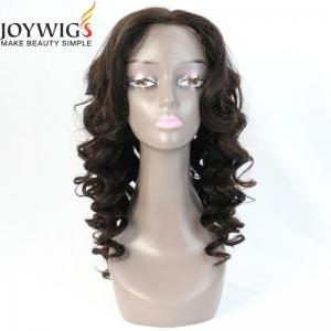 China wholesale high quality 100% virgin human hair band fall wig on sale