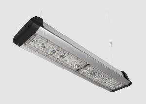 China 100W LED Warehouse High Bay ETL DLC GS TUV CB 0-10V Dimmable Linear fixture on sale