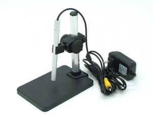 China Handheld Digital Microscope Endoscope Safe Material With Heavy Stand on sale
