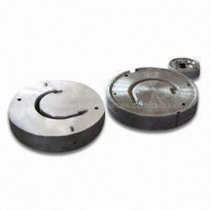 China El acero muere y moldea para la protuberancia de aluminio del perfil, medidas 220 x 140m m on sale