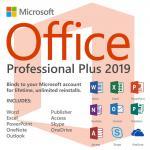 Original Software Office 2019 Professional Plus Online Activation Key Dowload