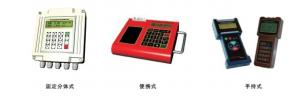 China ultrasonic portable flow meter on sale