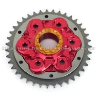 Ducati 1199 Panigale / Streetfighter Motorcycle Parts Aluminum Alloy Rear Sprocket kits