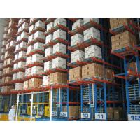 Self Supported Industrial Racking And Steel Storage Systems Height 10-30M