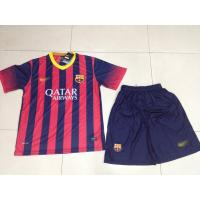 sell 2014 Barcelona soccers player new design Home & Away jerseys football trainning wears
