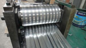 China 3 X 1250mm Coil Cut To Length Line Hydraulic Galvanized Steel Coil Slitting Machine on sale