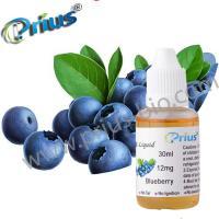 Prius blueberry e liquid with tea polyphenols