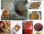 Высокая коллоидная мельница арахисового масла эффективности деятельности 200-300кг/х