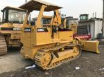 Open Cabin Caterpillar D3C Used Mini Dozer?CAT 3046 Engine 76hp Good Condition