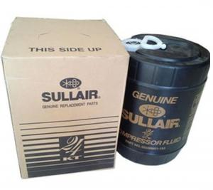 Quality Sullair 24kt Semi Sythentic Air Compressor Lubricating Oil MSDS for sale