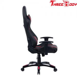 Office Chair Black And Red Pc World