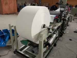 Automatic double decks serviette tissue paper making machine price
