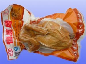 China Transparent Heat Seal Retort Pouch Packaging Sterilization For Cooked Chicken on sale