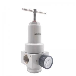 China Lightweight 1 Inch Pressure Relief Check Valve Aluminum Body Material on sale