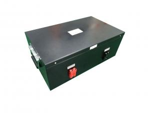 China 72 Volt 40Ah LiFePO4 Power Battery , Safe & Light In Weight For Electric Car on sale