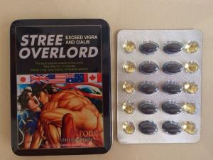 China Street Overlord--Sex Capsule, Sex Medicine increase sex pleasure on sale