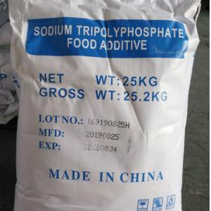 China Stpp P2o5 Sodium Tripolyphosphate on sale