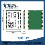China QUECTEL Low Power Highest Sensitivity GPS Engine Board Module SIRF IV SIRFstarIV ROM2.2 wholesale