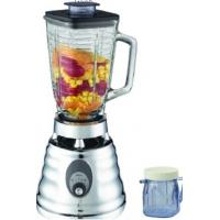 China Popular Household Products 1.25L 500W Glass Jar Blender on sale