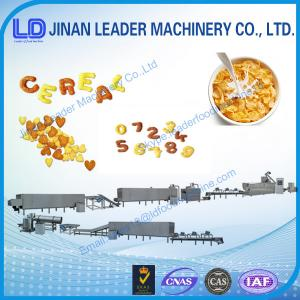 China Cereal fruit loops machines on sale