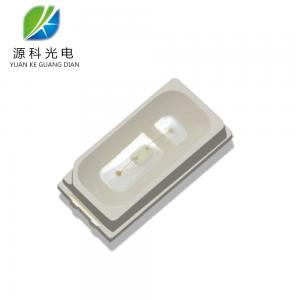 China Top View 3014 SMD LED Chip 0.7 Mm Height , Smd White Led 520-525 NM on sale