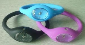 China Hot selling geneva watch,fashion silicone wrist watch promotional watch on sale