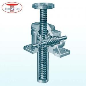 China Stainless steel screw jack on sale