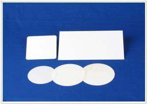 China Super high-temperature heat-resisting ceramic/alumina ceramics/ ceramic plate/alumina plate on sale