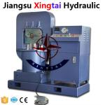 Hydraulic steel wire rope press machine for wire rope slings