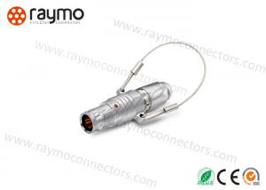 China RAYMO  Push Pull  Lanyard Release Electrical Connector on sale