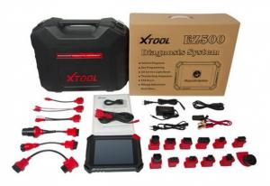 China Xtool EZ500 Android System Full Diagnostic For Gasoline Cars Special Function on sale