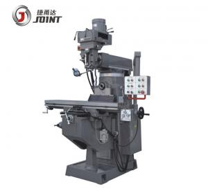 China 1372*330mm Table Size Horizontal Turret Milling Machine By 150mm Spindle Quill on sale