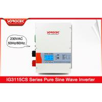 10000W 50Hz / 60Hz Hybrid Solar Energy Storage Inverter With Color Screen