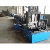 Z Type Steel Purlin Forming Machine CZ Purlin Durable Fast Change