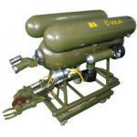 ROV de corte bonde (VVL-XFQG-30A), de aço inoxidável subaquáticos, cortando cordas, a tubulação de alumínio, etc.