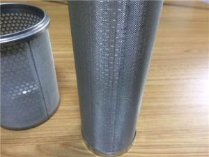 ... Quality Larger Diameter Welding Stainless Steel Perforated Exhaust Pipe For Filter Frame for sale ... & Larger Diameter Welding Stainless Steel Perforated Exhaust Pipe For ...