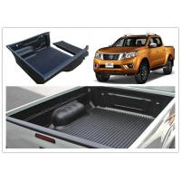 Black HDPE Truck Bed Mat , Pickup Bed Liners For 2015+ NP300 Navara