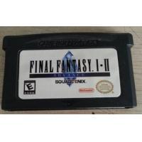 Final Fantasy I & II - Dawn of Souls GBA Game Game Boy Advance Game Free Shipping