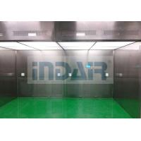 Stainless Steel Weighing Booth GMP Standard Intelligent Control Mode For Clean Room