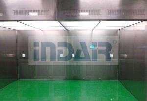 China Stainless Steel Weighing Booth GMP Standard Intelligent Control Mode For Clean Room on sale