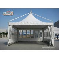 China Sun Shade Canopy Tent Trade Show 12X12 Canopy Tent With Sides on sale