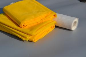 China Stable Tension Polyester Silk Screen Printing Mesh 72T - 48dia 180 Mesh on sale