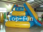 Parcs aquatiques gonflables de PVC, terrain de jeu gonflable pour les biens de location