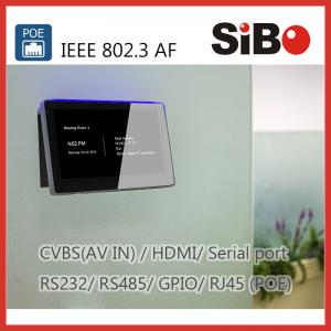 China 7 inch best tablet intelligent control Android wall panel with wifi 3G Ethernet on sale