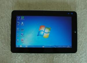 China Dual Core Intel Atom N570 10.1 inch Win7 OS 2GB RAM 32GB SSD Tablet PC N570 on sale