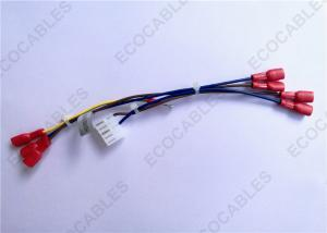 China AC Power Harness (120W Power Supply) Custom Wire Harness With MX 09524054 Connector on sale